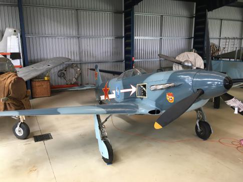 Aircraft for Sale/ Auction in QLD, Australia (YBAF): 1993 Yakovlev YAK-3M