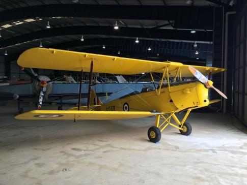 Aircraft for Sale/ Auction in Brisbane, Queensland, Australia: 1942 de Havilland DH-82A Tiger Moth