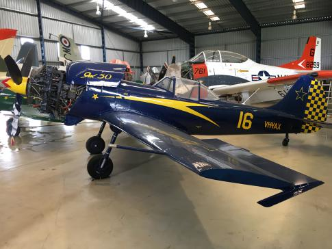 Aircraft for Sale/ Auction in Brisbane, QLD, Australia: 1983 Yakovlev YAK-50