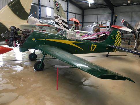 Aircraft for Sale/ Auction in Brisbane, Queensland, Australia: 1985 Yakovlev YAK-50