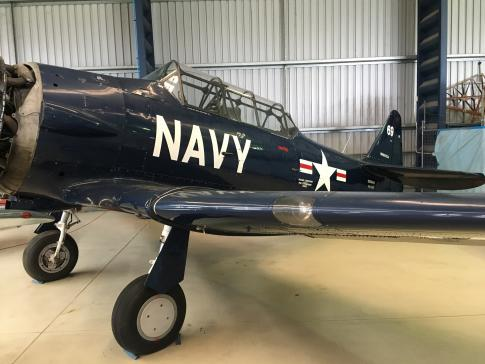 Aircraft for Sale/ Auction in Azerbaijan: 1944 North American T-6/SNJ-5 Texan