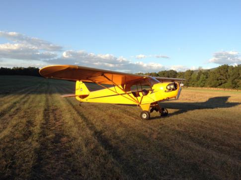 Aircraft for Sale in Raphine, Virginia, United States (VAOO): 1940 Piper J-3 Cub