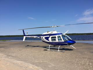 Aircraft for Sale in Quebec: 1976 Bell 206B - 1