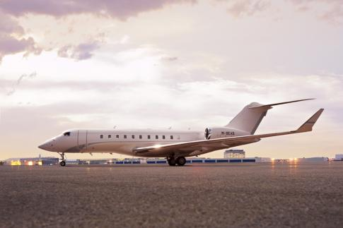 Aircraft for Sale in Canada: 2012 Bombardier Global 5000