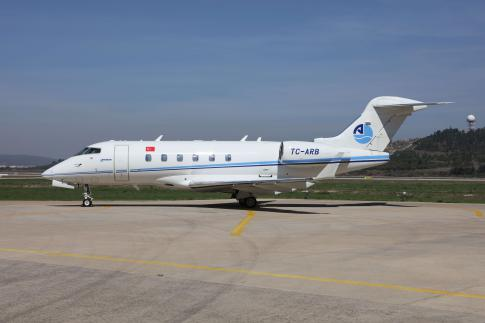 Aircraft for Sale in Canada: 2008 Bombardier Challenger 300 - 1