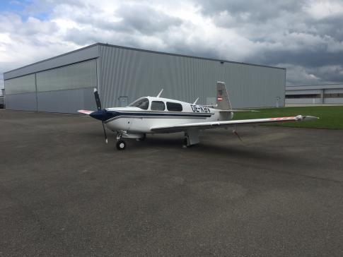 Aircraft for Sale in Berlin, Germany (EDAZ): 1995 Mooney M20J 201-TKS