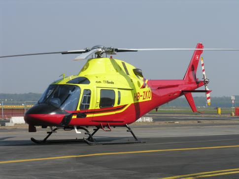 Aircraft for Sale in Berne: 2000 Agusta A119 - 1