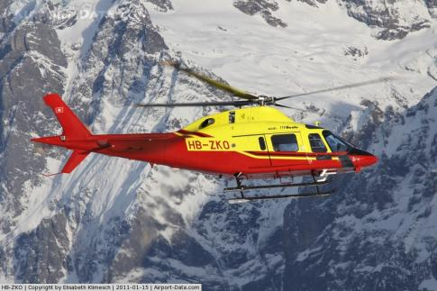 Aircraft for Sale in Berne: 2000 Agusta A119 - 3