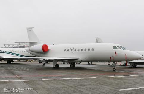 Aircraft for Sale in France: 1997 Dassault 2000 Falcon