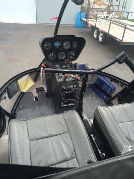 Aircraft for Sale in Quebec: 2009 Robinson R-44 - 2