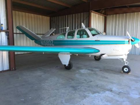 Aircraft for Sale in ALBUQUERQUE, New Mexico, United States: 1962 Beech P35 Bonanza