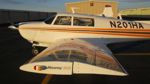 Aircraft for Sale in Denver, Colorado, United States (KFTG): 1977 Mooney M20J