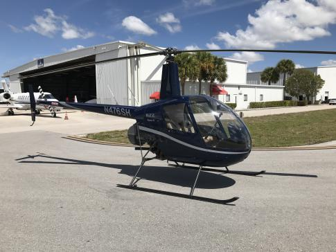 Aircraft for Sale in Fort Lauderdale, Florida, United States (KFXE): 2006 Robinson R-22 Beta II