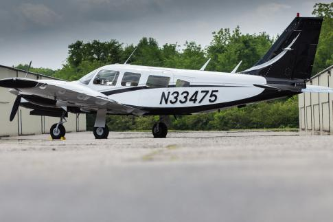 Aircraft for Sale in Murfreesboro, Tennessee, United States (KMBT): 1974 Piper PA-34 Seneca II