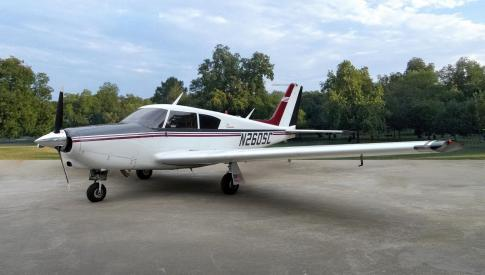 Aircraft for Sale/ Wet Lease/ Damp Lease/ Position in United States: 1964 Piper PA-24-250 Comanche