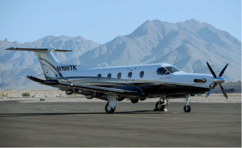 Aircraft for Sale in Colorado: 2010 Pilatus PC-12 NG - 1