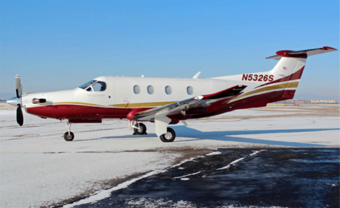Aircraft for Sale in Englewood, Colorado, United States (KAPA): 2009 Pilatus PC-12/47E