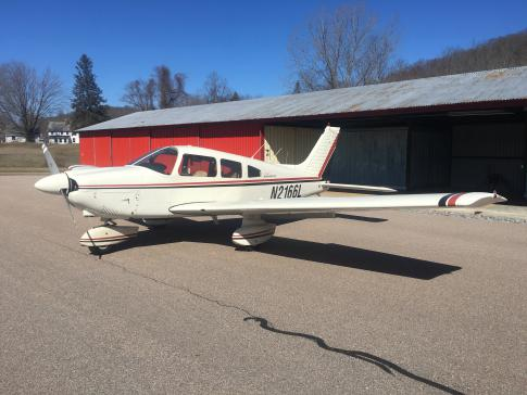 Aircraft for Sale in Massachusetts, United States: 1979 Piper PA-28-181 Archer II