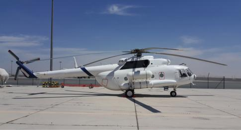 Aircraft for Sale in United Arab Emirates: 1986 Mil MI-8MTV-1