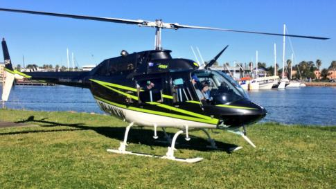 Aircraft for Sale in Carrington, NSW, Australia: 1976 Bell 206B3 JetRanger III