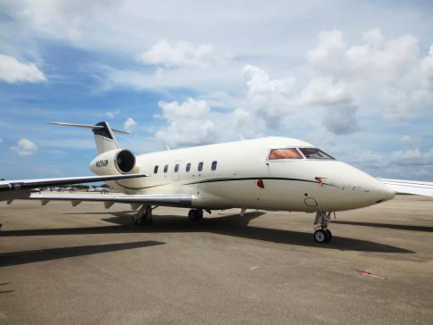 Aircraft for Sale in Fort Lauderdale, Florida, United States: 1981 Bombardier CL-600 Challenger 600