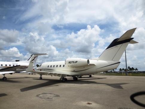 Aircraft for Sale in Florida: 1981 Bombardier Challenger 600 - 2