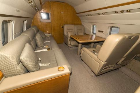 Aircraft for Sale in Florida: 1981 Bombardier Challenger 600 - 3
