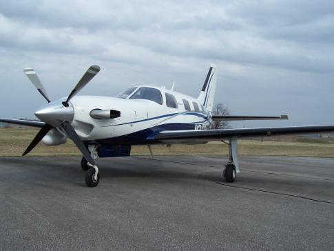 Aircraft for Sale in Bucyrus, Ohio, United States (17G): 2006 Piper PA-46-500TP Malibu Meridian