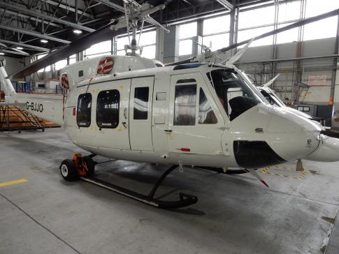 Aircraft for Sale in United Kingdom: 1980 Bell 212