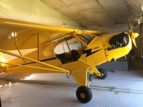 Aircraft for Sale in berlin, New Jersey, United States (19n): 1946 Piper J-3 Cub