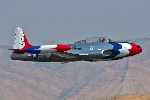 Aircraft for Sale in Colorado: 1952 Lockheed T-33 - 3