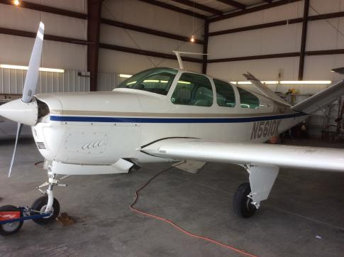 Aircraft for Sale/ Swap/ Trade in South Dakota, United States: 1964 Beech S35 Bonanza