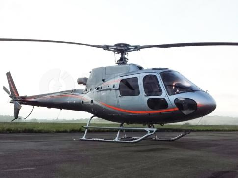 Eurocopter AS 350B3e Ecureuil