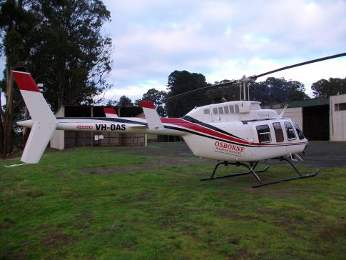 Aircraft for Sale in Tasmania: 1980 Bell 206L3 - 2