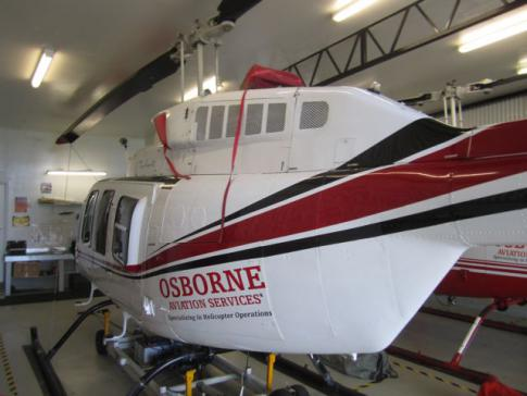 Aircraft for Sale in Tasmania: 1980 Bell 206L3 - 3