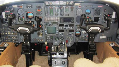 Aircraft for Sale in Florida: 1981 Cessna Citation II - 3