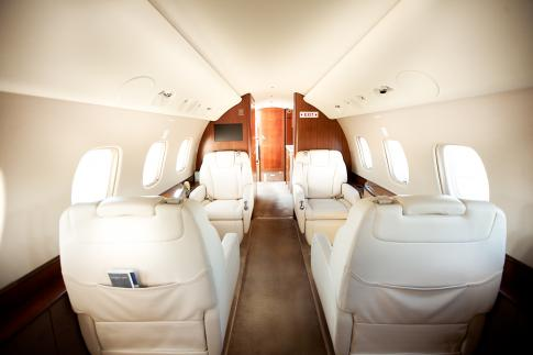 Aircraft for Lease in Canada: 2008 Embraer Legacy 600 - 3