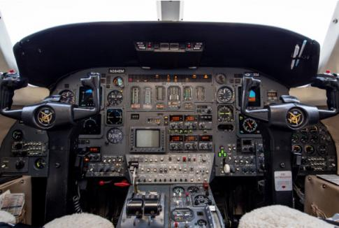Aircraft for Sale in California: 1987 Cessna Citation III - 2