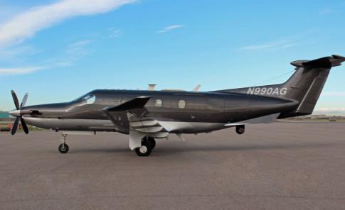 Aircraft for Sale in Colorado: 2008 Pilatus PC-12 NG - 1