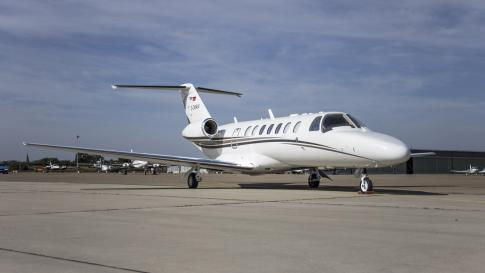 Aircraft for Sale in Germany: 2008 Cessna 525 Citation CJ3