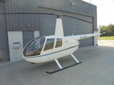 Aircraft for Sale/Rental in France: 2010 Robinson Raven II - 2