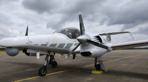Aircraft for Sale in Netherlands: 2010 Diamond Aircraft DA42 NG TwinStar