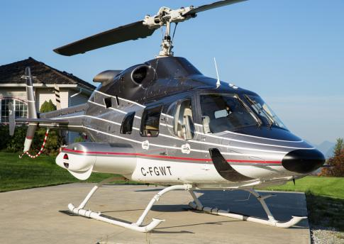 Aircraft for Sale in British Columbia, Canada: 1995 Bell 230