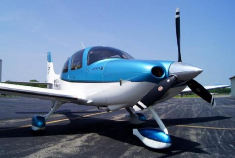 Aircraft for Sale in United States: 2007 Cirrus SR-20G3 GTS X-Edition