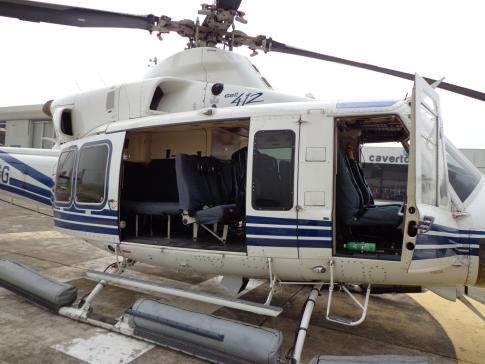 Aircraft for Sale in Canada: 2009 Bell 412EP