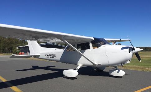 Aircraft for Sale in QLD, Australia: 1997 Cessna 172R Skyhawk