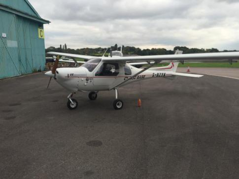 Aircraft for Sale in DEERBYSHIRE, United Kingdom: 1996 Jabiru 450 UL