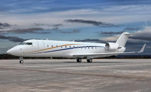 Aircraft for Sale in Colorado: 1998 Bombardier Challenger 850ER - 1
