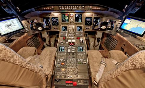 Aircraft for Sale in Colorado: 1998 Bombardier Challenger 850ER - 2