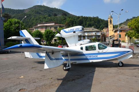 Aircraft for Sale in Italy (LILY): 1988 Lake LA-270T Renegade
